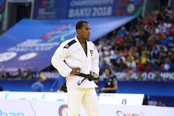 Debuta Osniel Solís en Campeonato Mundial de Judo con sede en Tokio