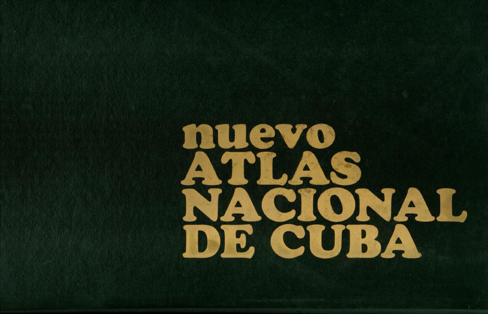 Dispondrá Cuba de moderno Atlas Nacional