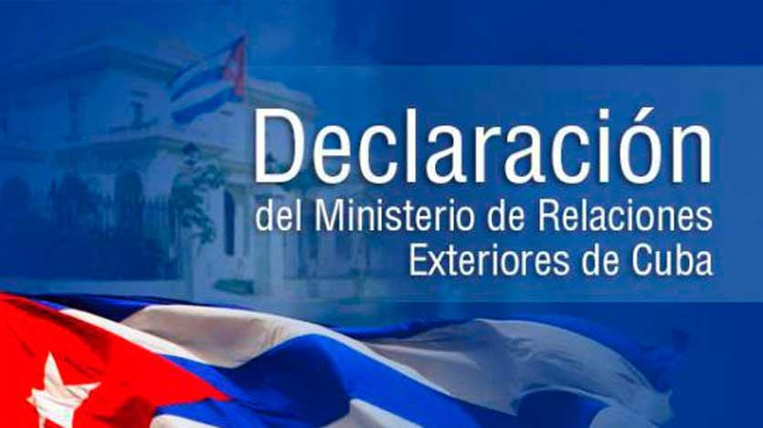 Declaración del Minrex: El gobierno de EE.UU. destina fondos millonarios para obstaculizar la cooperación médica cubana