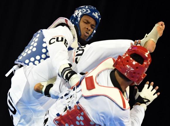 Cubano Rafael Alba competirá Grand Prix Final de Taekwondo con sede en Moscú