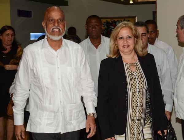 En Cuba el Primer Ministro de Belice