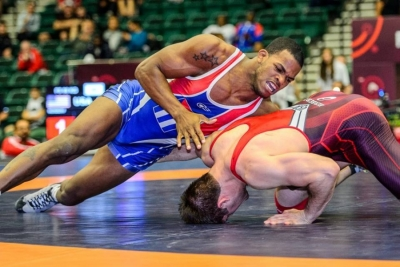 Cuban freestyle wrestling teams to compete in Russian Grand Prix
