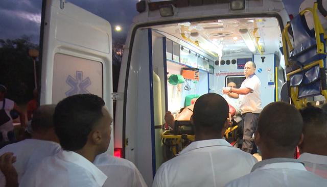 Otro fallecido por accidente de tránsito en el vial Guantánamo-Baracoa (+Fotos)