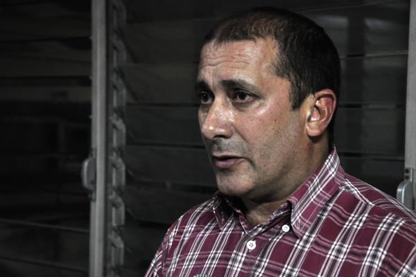 Jorge Daniel Poyo, director del Clínico Quirúrgico Docente Miguel Enríquez, de La Habana