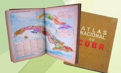 Elaboran nuevo Atlas Nacional de Cuba; por vez primera será editado también en versión digital