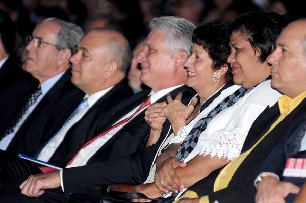 Cuban President attends inauguration of 2019 Pedagogy Congress