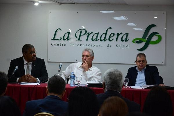 Resalta Díaz-Canel papel de los tribunales en la defensa de la justicia