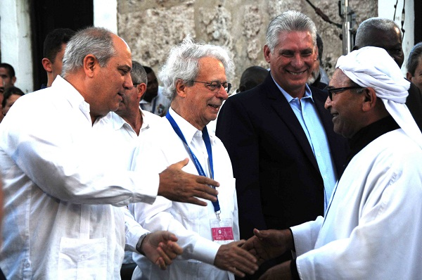 Azzedine Mihoubi: The Book Fair is a bridge for relations between Algeria and Cuba