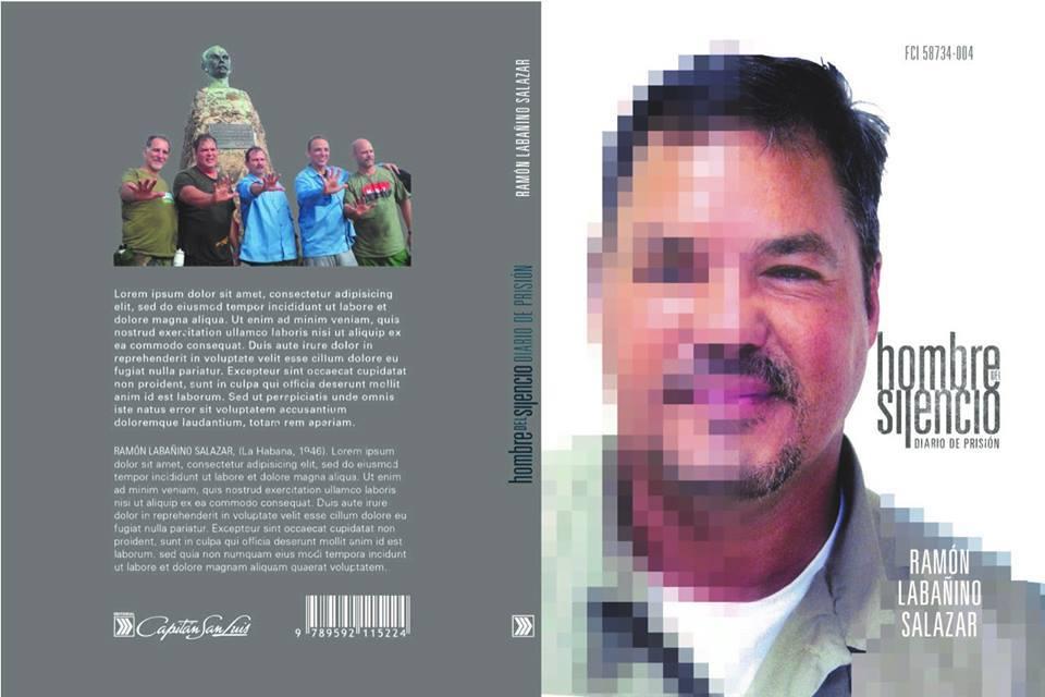 Libro del Héroe de la República de Cuba Ramón Labañino presente en la Feria (+Fotos y Video)