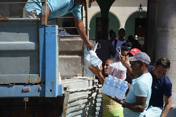 Guanabacoa continues sanitation and construction of houses for tornado´s victims