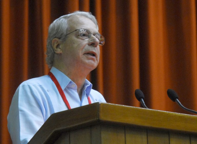 Brazilian theologian Frei Betto to deliver conference in Pedagogy 2019