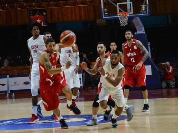 Cuba asegura boleto a Copa América de Baloncesto 2021