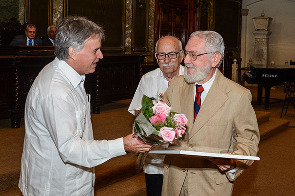 Premio Nacional de Derecho para Fabio Raimundo Torrado