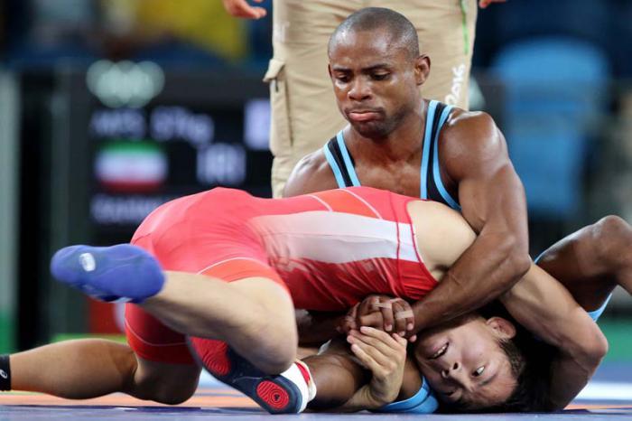 Competirán cuatro luchadores cubanos del estilo libre en Torneo Internacional Ali Aliev