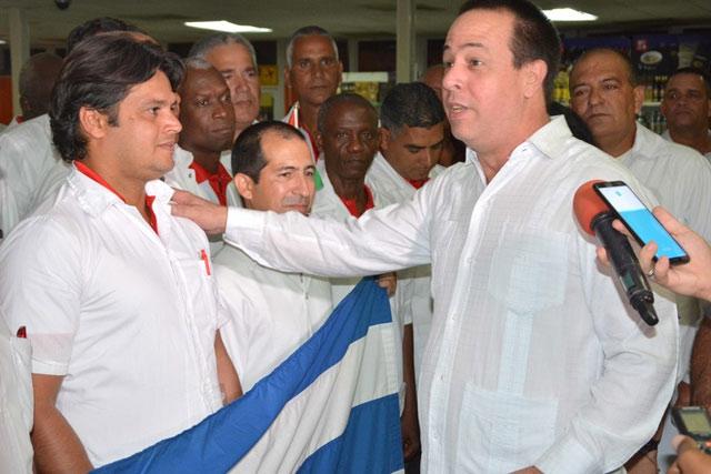 La brigade médicale qui a aidé le Mozambique arrive à Cuba