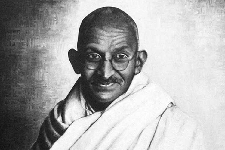 Cuba joins Mahatma Gandhi's 150th anniversary celebration