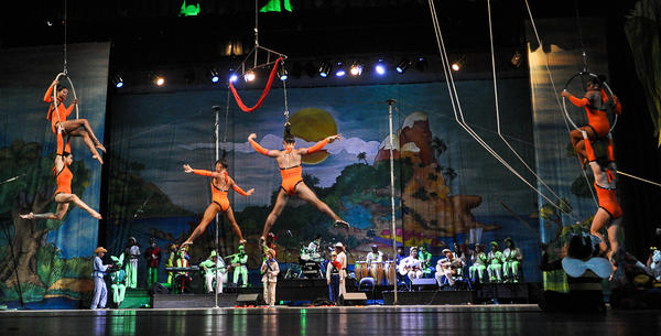 Resultado de imagen para Circo Nacional de Cuba (CNC), acn