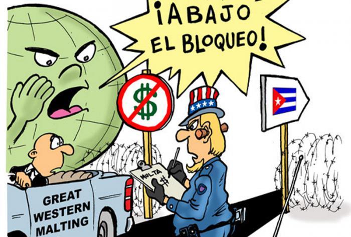 Convoca ICAP a movilización mundial contra el bloqueo de Estados Unidos hacia Cuba