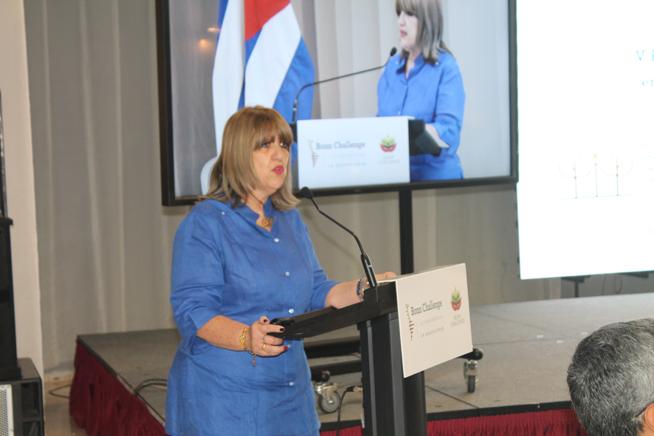 Cuba expresa compromiso sobre restauración de paisajes y reforestación