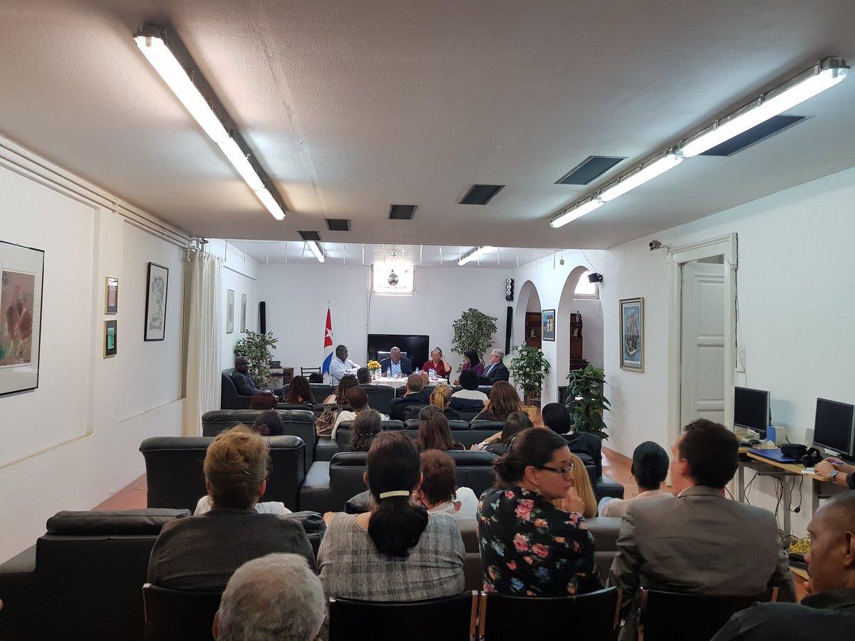Cuban First VP denounces the tightening of the US blockade of Cuba