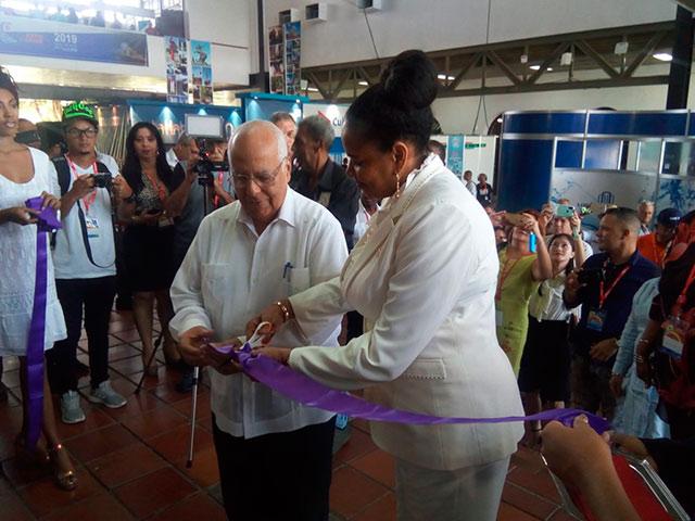 Abierta en Cuba Feria Internacional ExpoCaribe