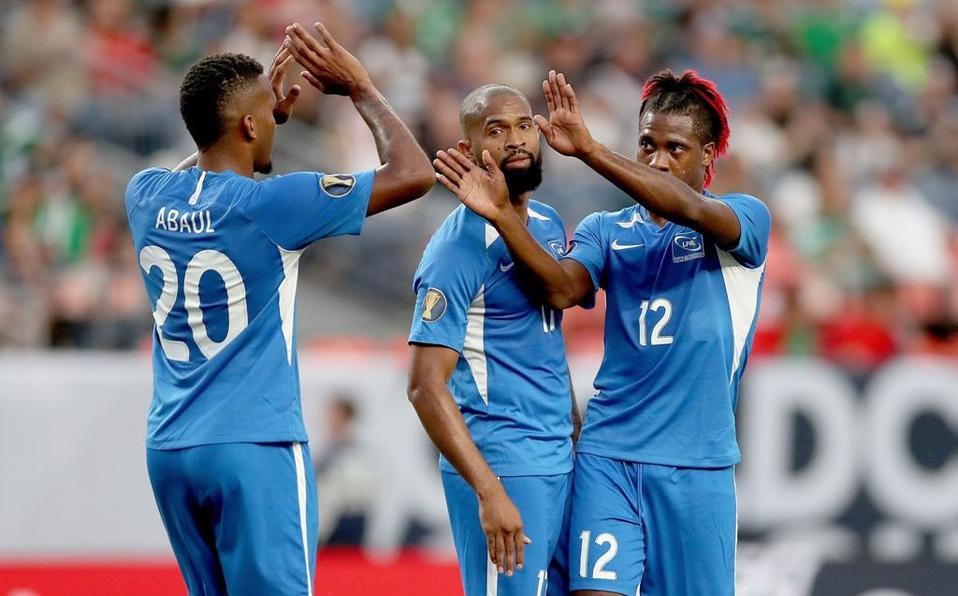 Jugadores de Martinica