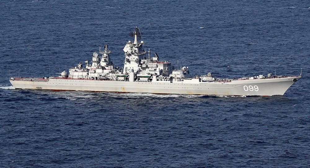 Marina de Guerra rusa realiza visita oficial a Cuba