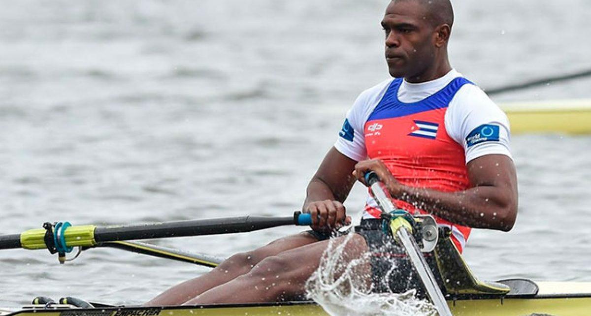 Obtuvo cubano Fournier medalla de bronce en Copa del Mundo de Remo