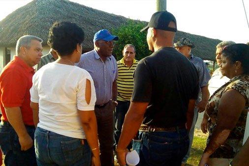 Primer Vicepresidente cubano visita centros productivos en Pinar del Río