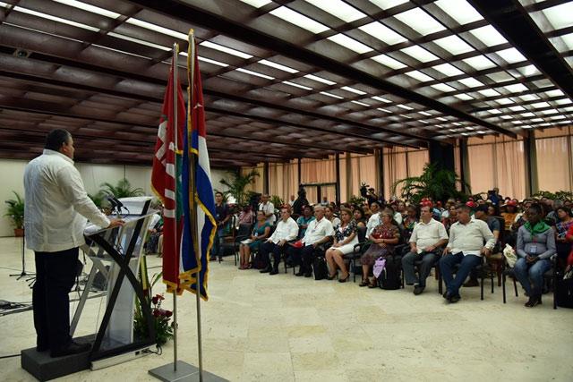 Ratifica Cuba su vocación solidaria con los pueblos del mundo