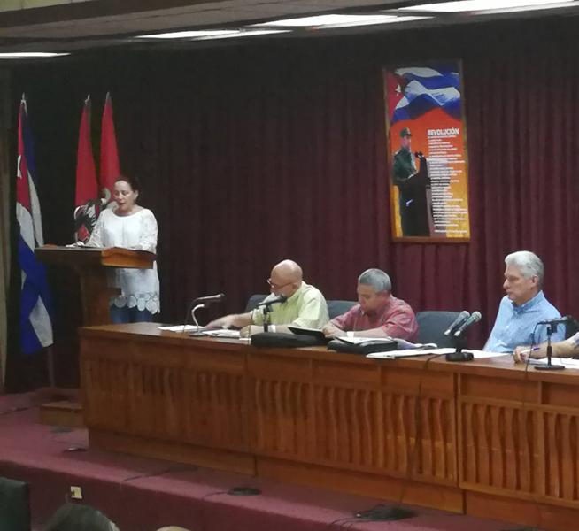 Evalúa Díaz-Canel en Pinar del Río importantes programas económicos y sociales