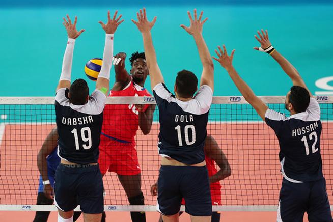 Avanzó Cuba a la final en Copa Mundial de Retadores de voleibol