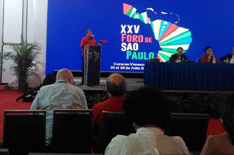 Convoca Cuba a intensificar acciones en defensa de las causas justas