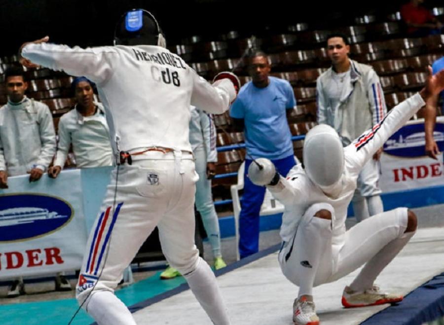 Cierre dorado para Cuba en Campeonato Panamericano de esgrima