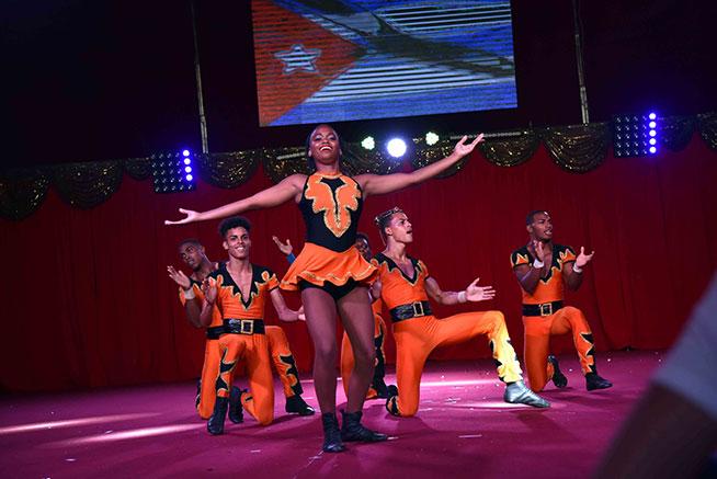 Concluyeron presentaciones del Circo Nacional de Cuba en Camagüey