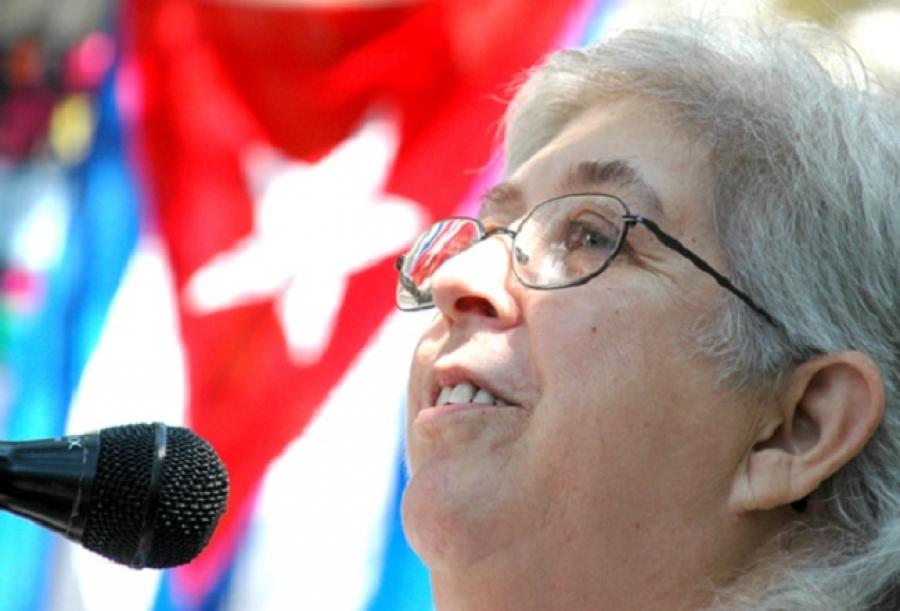 Homenaje a Sara González en el aniversario 68 de su natalicio