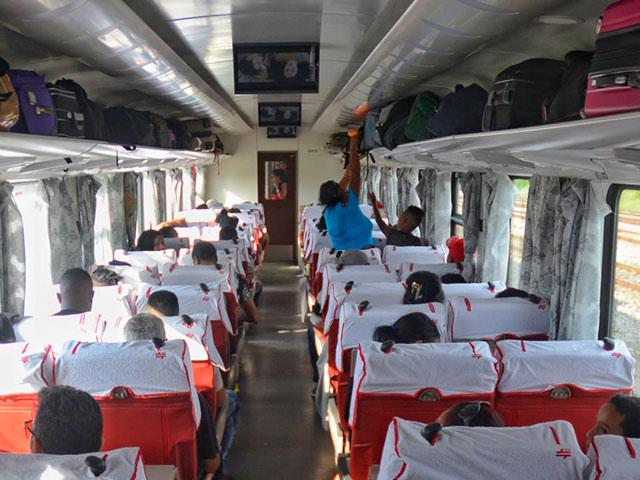 Favorable acogida del nuevo tren Habana-Santiago de Cuba