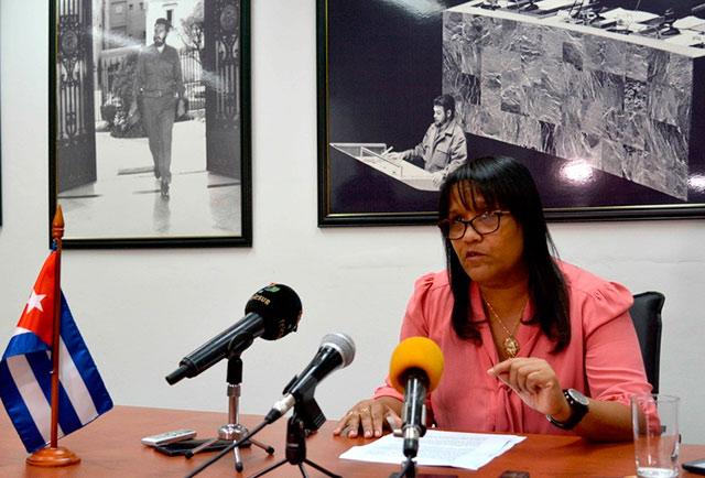Cuba está plenamente comprometida con los principios fundacionales del MNOAL