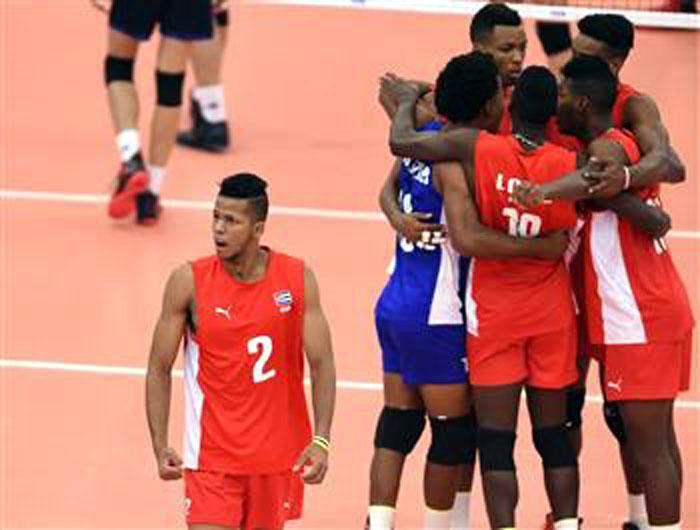 Cuba to face Tunisia in Volleyball Men's U21 World Championship