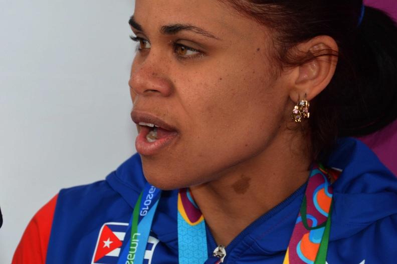 Camagüeyana Mayvihanet Borges gana su segunda medalla en Panamericanos de Lima