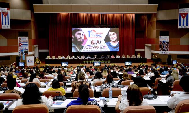 Mujeres cubanas instan a sus homólogas del mundo a construir la unidad