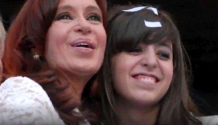 Cristina Fernández de Kirchner arrives in Cuba