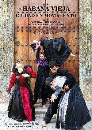 Habana Vieja: Ciudad en Movimiento commence en avril