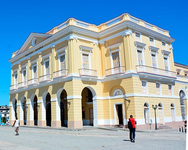 Resultado de imagen para Teatro Sauto site:www.acn.cu