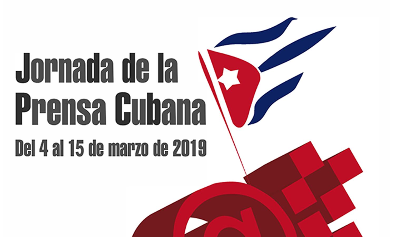 Momento especial en Jornada por el Día de la Prensa Cubana