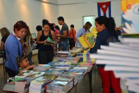Plus de 200 titres au Salon du livre à Cienfuegos