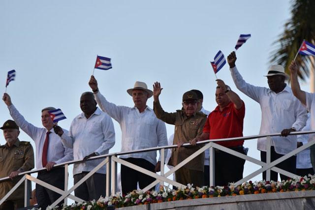 Unidad y alegría distinguió en toda Cuba al Día Internacional de los Trabajadores (+ Fotos)