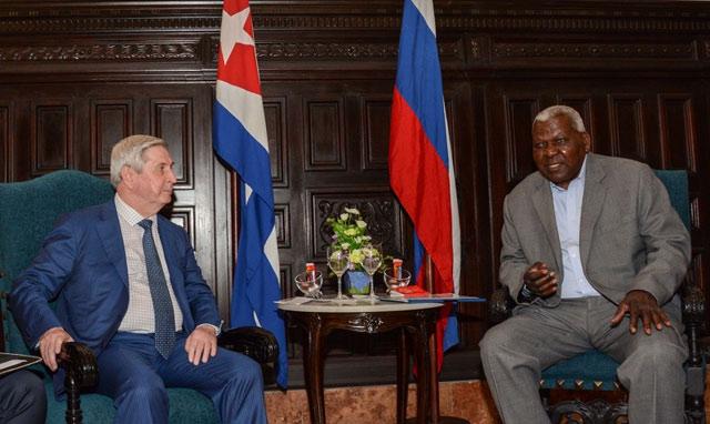 Dialogaron líderes parlamentarios de Cuba y Rusia sobre amistad de ambos países