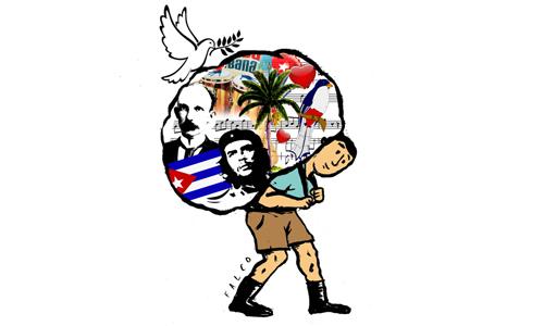 Cuba en mi mochila llegará hasta Camagüey