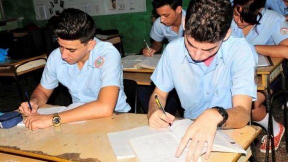 Comenzaron en Cuba pruebas de ingreso a la Educación Superior